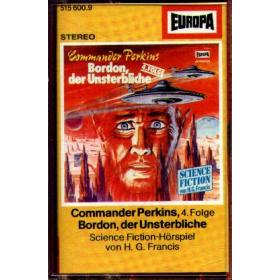 MC Europa Commander Perkins Folge 4 Bordon der Unsterbliche
