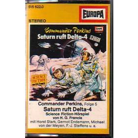 MC Europa Commander Perkins Folge 5 Saturn ruft Delta 4