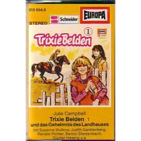MC Europa Trixie Belden Folge 01 und das Geheimnis des Landhauses