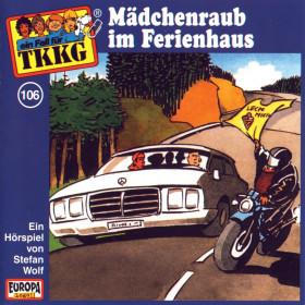 MC TKKG 106 Die Jagd nach den Millionendieben