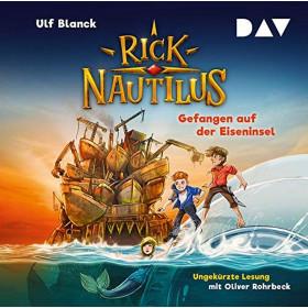 Rick Nautilus, Teil 2: Gefangen auf der Eiseninsel