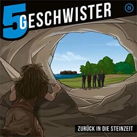 5 Geschwister - Folge 25: Zurück in die Steinzeit