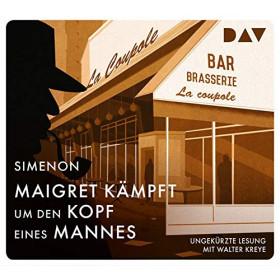 Georges Simenon - Maigret kämpft um den Kopf eines Mannes