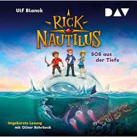 Rick Nautilus, Teil 1: SOS aus der Tiefe
