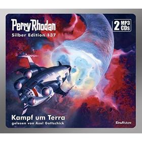 Perry Rhodan Silber Edition 137 Kampf um Terra (2 mp3-CDs)