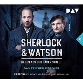 Sherlock & Watson – Neues aus der Baker Street: Das Zeichen der Vier (Fall 6)