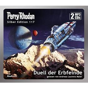 Perry Rhodan Silber Edition 117 Duell der Erbfeinde (2 mp3-CDs)