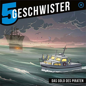 5 Geschwister - Folge 26: Das Gold des Piraten