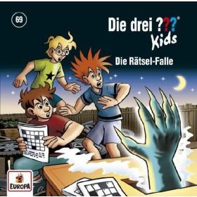 Die drei ??? Fragezeichen Kids - Folge 69: Die Rätsel-Falle