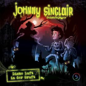 Johnny Sinclair - 05: Dicke Luft in der Gruft (Teil 2 von 3)