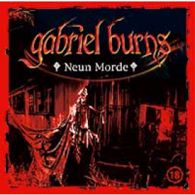 Gabriel Burns 18 Neun Morde Remastered Edition