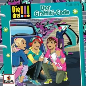 Die drei Ausrufezeichen - Folge 64: Der Graffiti-Code