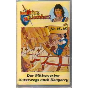 MC WZ Prinz Eisenherz Folge 15+16 Der Mitbewerber / Unterwegs nach Kengerry
