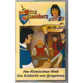 MC WZ Prinz Eisenherz Folge 19+20 Am Römischen Wall / Die Schlacht von Greystone