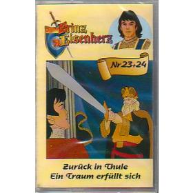 MC WZ Prinz Eisenherz Folge 23+24 Zurück in Thule / Ein Traum erfüllt sich