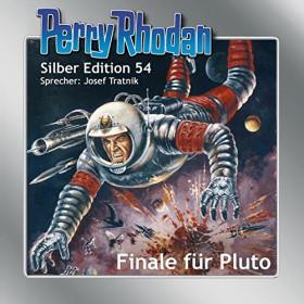 Perry Rhodan Silber Edition 54 Finale für Pluto
