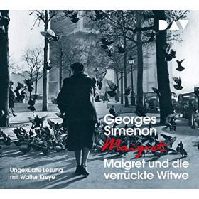 Georges Simenon - Maigret und die verrückte Witwe