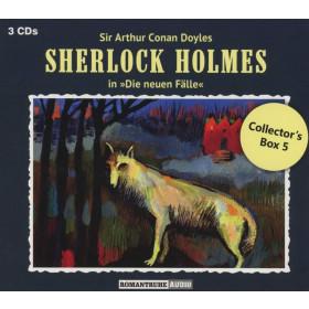 Sherlock Holmes: Die neuen Fälle: Collectors Box 05: Folge 13-15