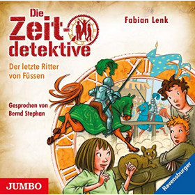 Die Zeitdetektive - Folge 41: Der letzte Ritter von Füssen