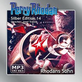 Perry Rhodan Silber Edition (mp3-CDs) 14 - Rhodans Sohn