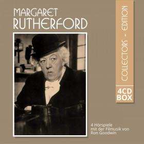 Margaret Rutherford Collectors Edition 2 - 4CD Box (Folge 4-7)