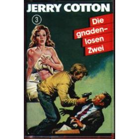 MC TSB Jerry Cotton Comic 3 Die gnadenlosen Zwei