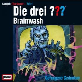 Die drei Fragezeichen Special 1 - Brainwash