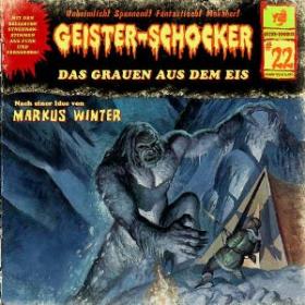 Geister-Schocker 22 Das Grauen aus dem Eis