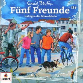 Fünf Freunde 131 Fünf Freunde verfolgen die Fahrraddiebe