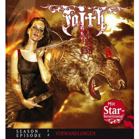 Faith - The Van Helsing Chronicles 02 Verwandlungen