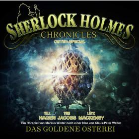 Sherlock Holmes Chronicles Oster Special: Das Goldene Osterei