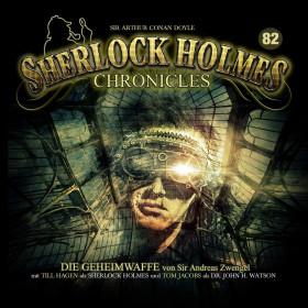 Sherlock Holmes Chronicles 82 Die Geheimwaffe