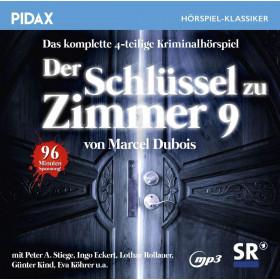 Pidax Hörspiel Klassiker - Der Schlüssel zu Zimmer 9