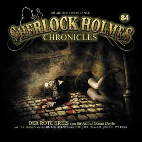 Sherlock Holmes Chronicles 84 Der rote Kreis