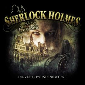 Sherlock Holmes - Die Besten Geschichten - Folge 7: Die verschwundene Witwe (Vinyl LP)