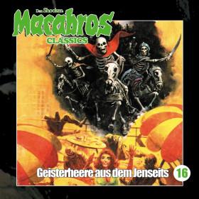 Macabros Classics - Folge 16: Geisterheere aus dem Jenseits