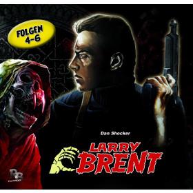 Larry Brent - PSA Akten Box 2 (Folge 4-6)