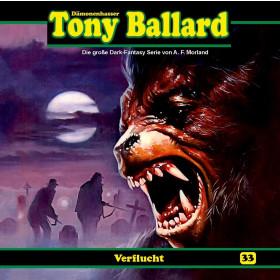 Tony Ballard 33 - Verflucht