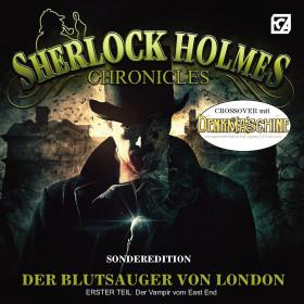 Sherlock Holmes Chronicles Sonderedition Der Blutsauger von London