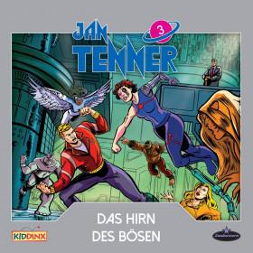 Jan Tenner - Folge 03: Hirn des Bösen
