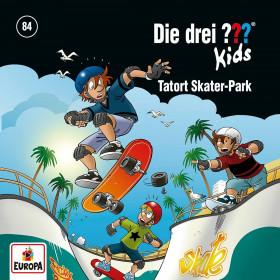 Die drei ??? Fragezeichen Kids - Folge 84: Tatort Skater-Park