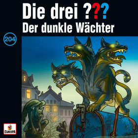 Die drei ??? Fragezeichen - Folge 204: Der dunkle Wächter (CD)