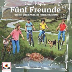 Fünf Freunde 143 Fünf Freunde und die verschwundene Riesenschildkröte