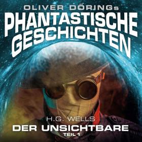 Phantastische Geschichten - H.G. Wells - Der Unsichtbare 1