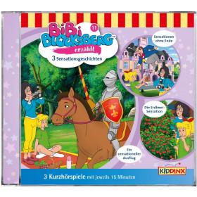 Bibi Blocksberg erzählt - Folge 11: Sensationsgeschichten