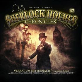 Sherlock Holmes Chronicles 47 Verrat um Mitternacht