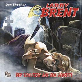 Larry Brent - Folge 33: Der Schlitzer aus dem Jenseits