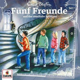 Fünf Freunde 141 Fünf Freunde und das Rätselhafte Spukhaus