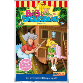 Bibi Blocksberg - Folge 127: Bibi zieht aus (MC)