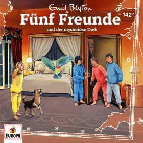 Fünf Freunde 142 Fünf Freunde und der mysteriöse Dieb